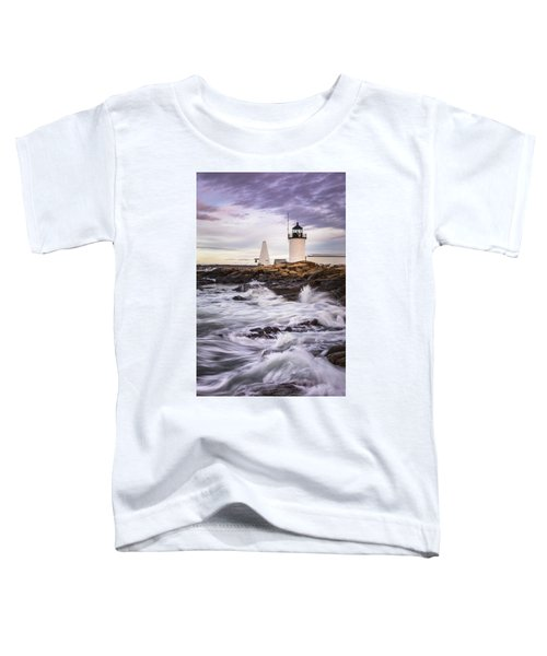 Goat Island Lighhouse Toddler T-Shirt