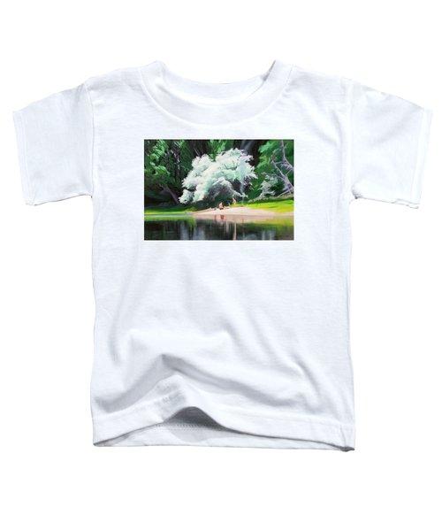 God Loves People Toddler T-Shirt