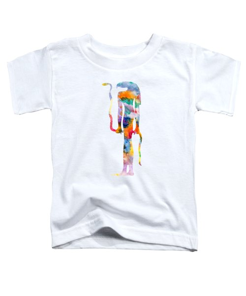 Goddess Of Ancient Egypt Toddler T-Shirt