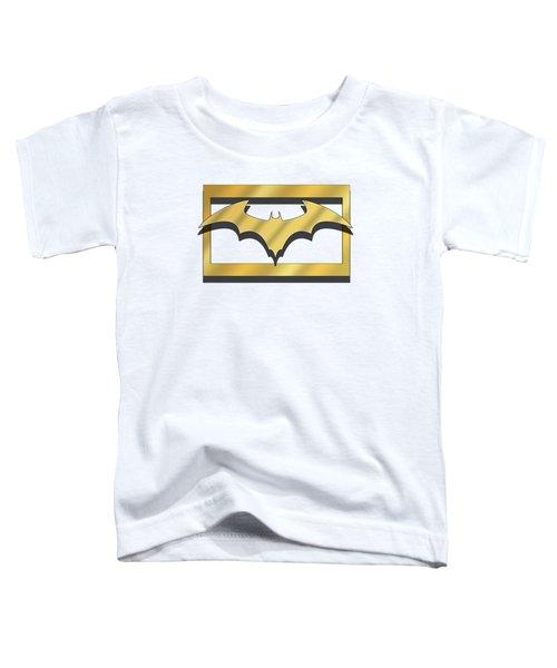 Golden Bat Toddler T-Shirt