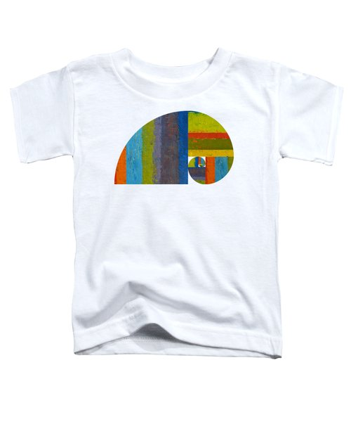 Golden Spiral Study Toddler T-Shirt