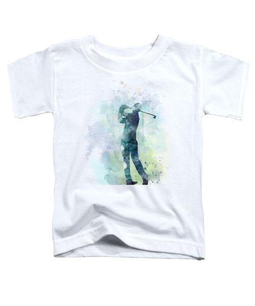Golf Player  Toddler T-Shirt