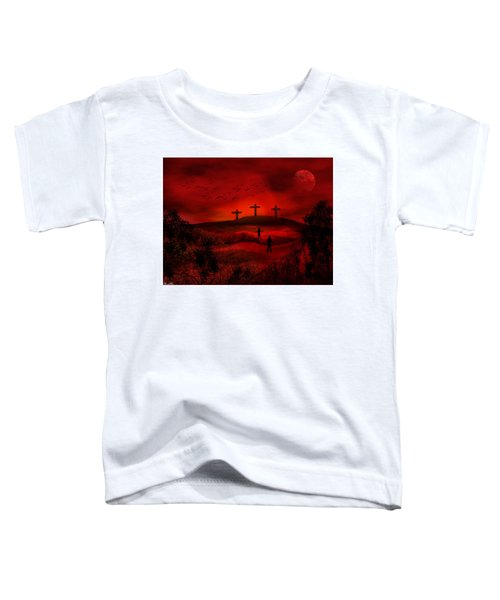 Golgotha Toddler T-Shirt