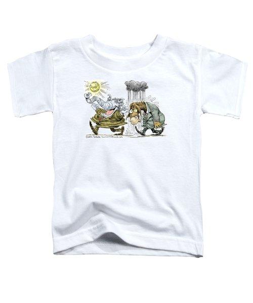 Gop Glee And Dem Doom Toddler T-Shirt