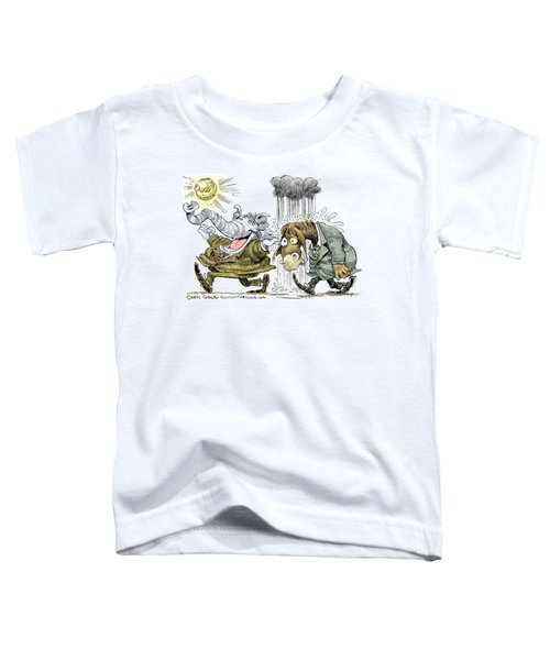 Gop Glee And Dem Doom Toddler T-Shirt