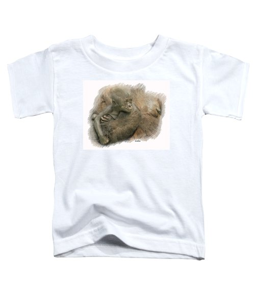 Mother's Milk Toddler T-Shirt