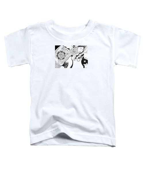 Gracefully Toddler T-Shirt