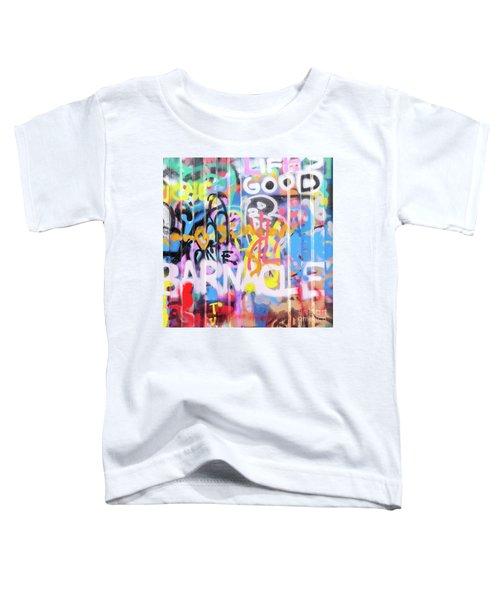 Graffiti 3 Toddler T-Shirt