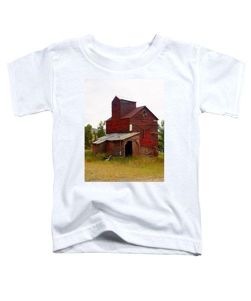 Grain Elevator Toddler T-Shirt