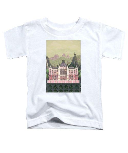 Grand Budhapest Toddler T-Shirt
