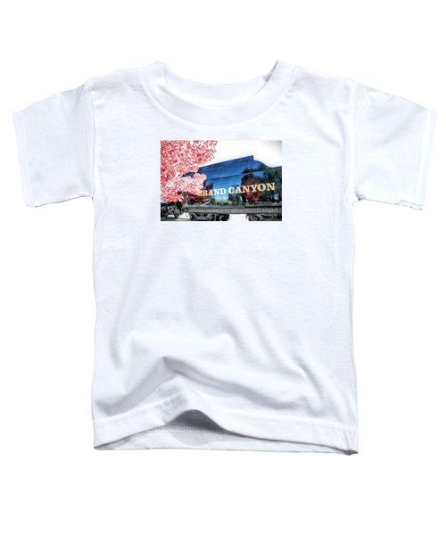 Grand Canyon Railroad Toddler T-Shirt