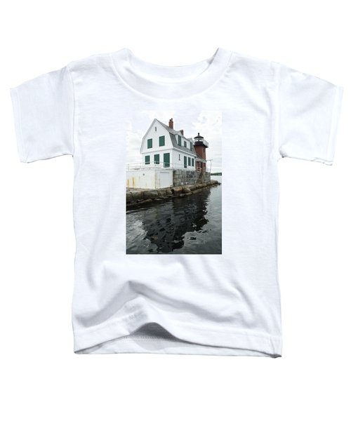 Grandfathers Lighthouse Toddler T-Shirt