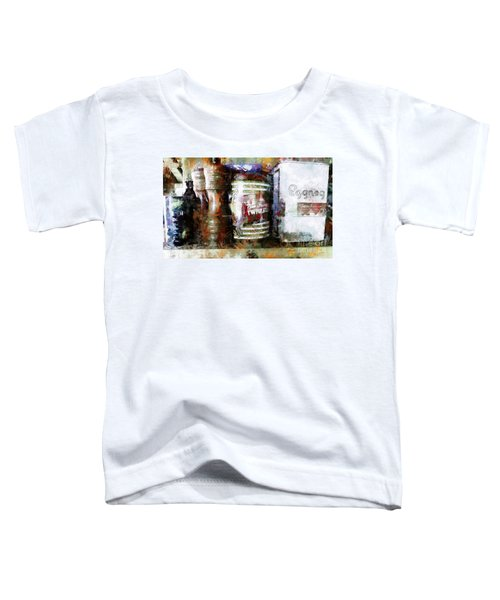 Grandma's Kitchen Tins Toddler T-Shirt