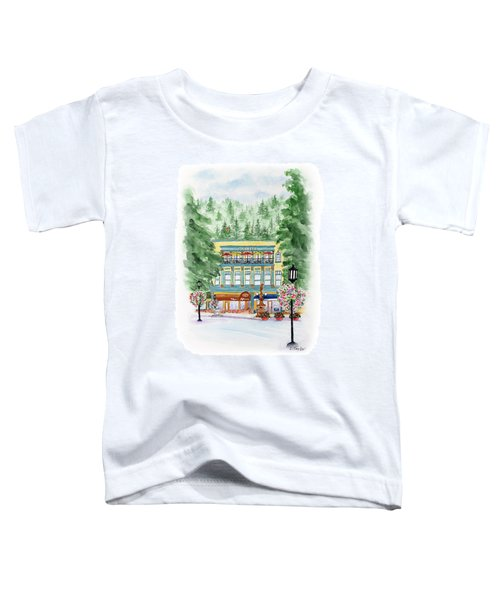 Granite On The Plaza Toddler T-Shirt