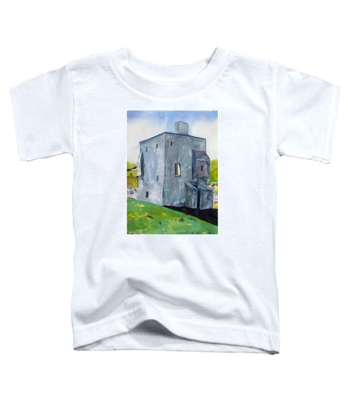Granuaile's Castle Behind The Hill Toddler T-Shirt