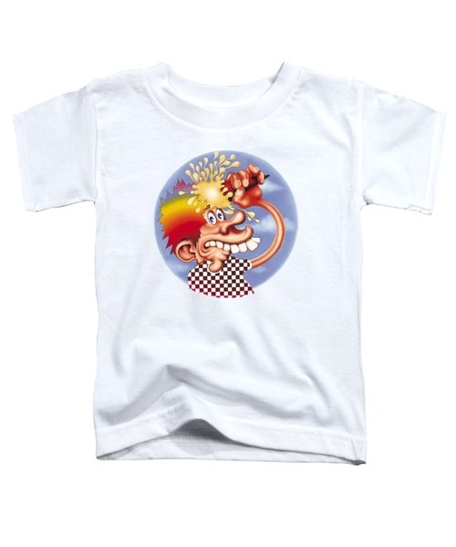 Grateful Dead Europe 72' Toddler T-Shirt
