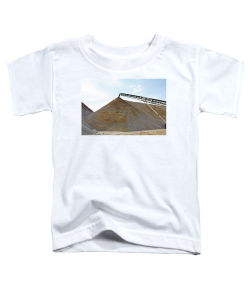 Gravel Mountain Toddler T-Shirt
