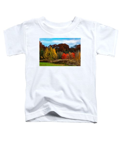 Great Brook Farm Autumn Toddler T-Shirt