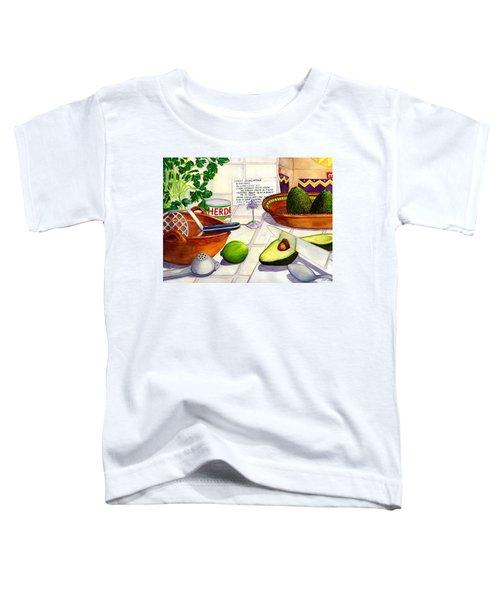 Great Guac. Toddler T-Shirt