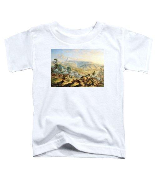 Great Peak Of The Amatola-british-kaffraria  Toddler T-Shirt
