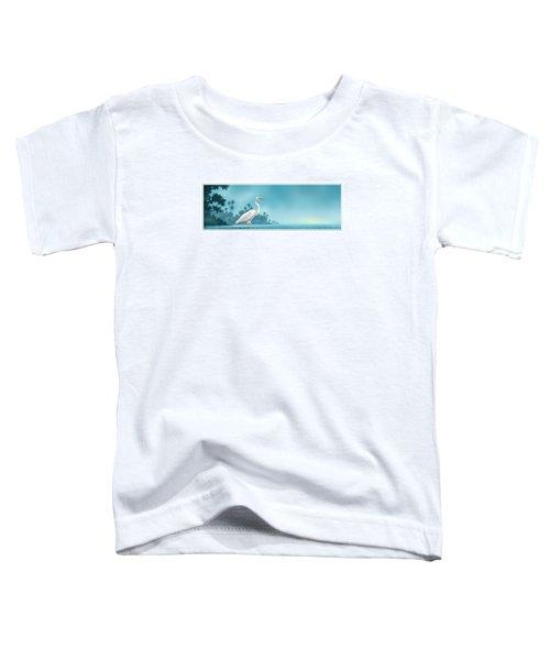 Great White Toddler T-Shirt