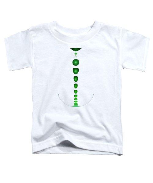 Green Drop Toddler T-Shirt