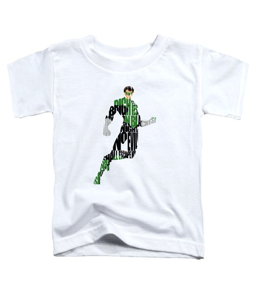 Green Lantern Toddler T-Shirt