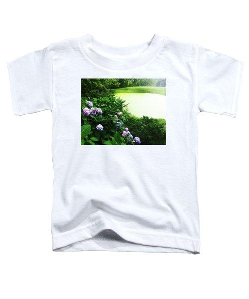 Green Pond Toddler T-Shirt