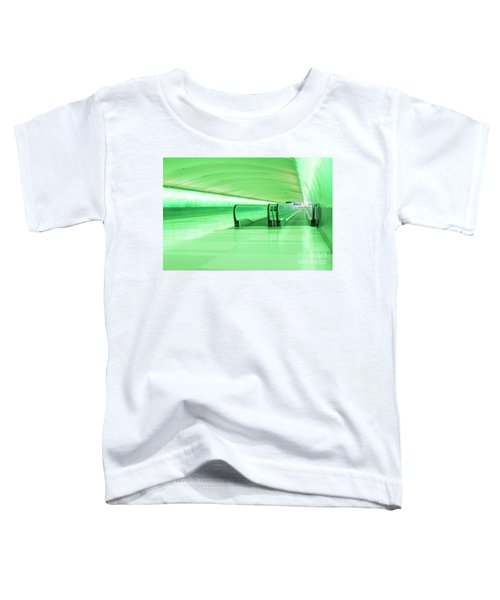 Green Tunnel Toddler T-Shirt