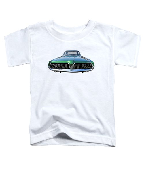 Green With Envy - 68 Mercury Toddler T-Shirt