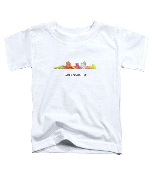 Greensboro North Carolina Toddler T-Shirt