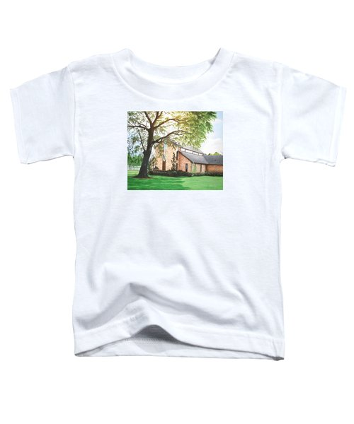Greenwood Toddler T-Shirt
