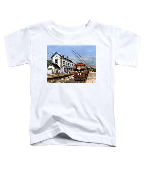 Greystones Railway Station Wicklow Toddler T-Shirt