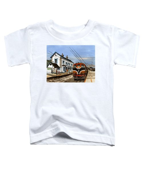Greystones Railway Station Wicklow Toddler T-Shirt