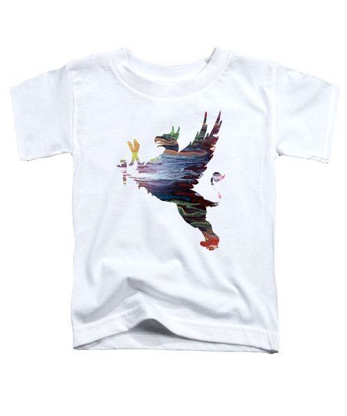 Griffon Toddler T-Shirt by Mordax Furittus
