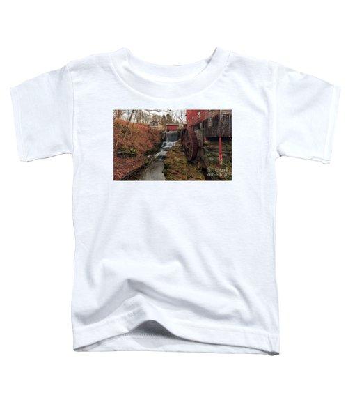 Grist Mill II Toddler T-Shirt