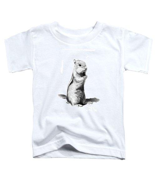 Ground Squirrel Toddler T-Shirt