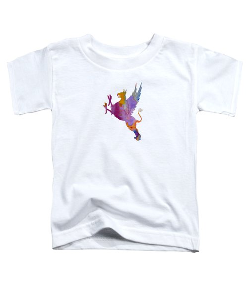 Gryphon Toddler T-Shirt by Mordax Furittus