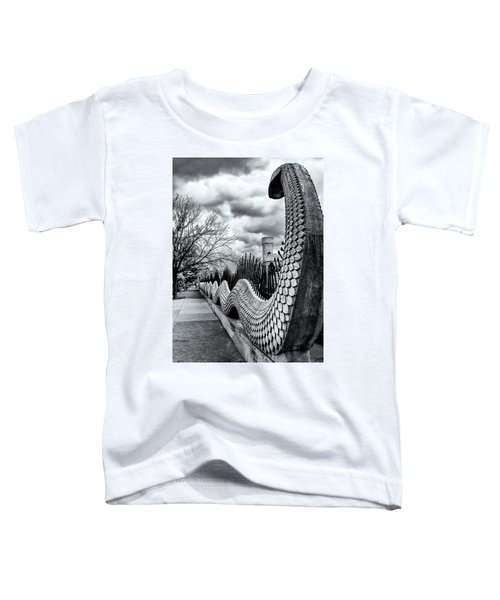 Guading The Castle Toddler T-Shirt