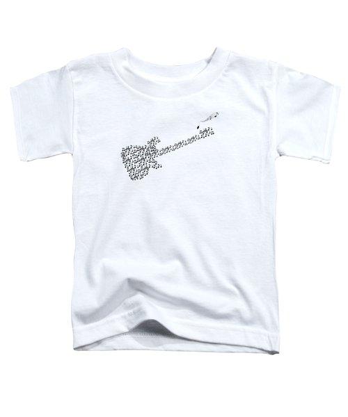 Guitar  Toddler T-Shirt