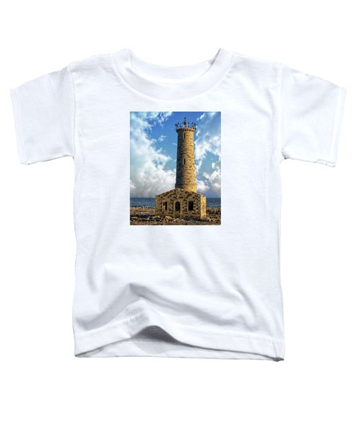 Gull Island Lighthouse Toddler T-Shirt