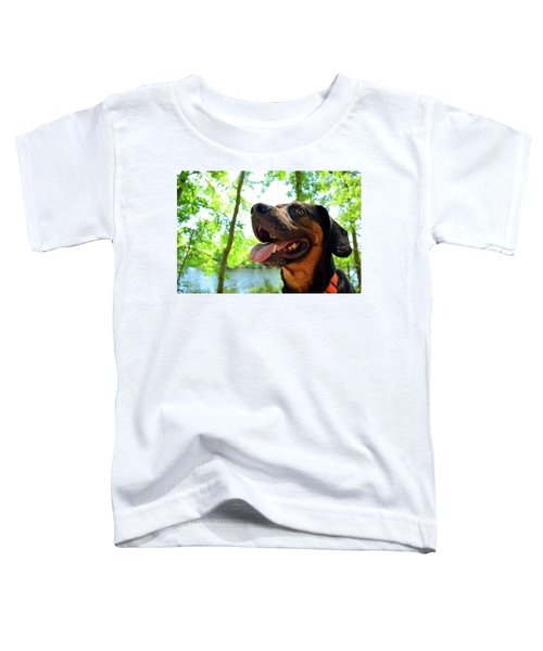 Gus On A Hike Toddler T-Shirt