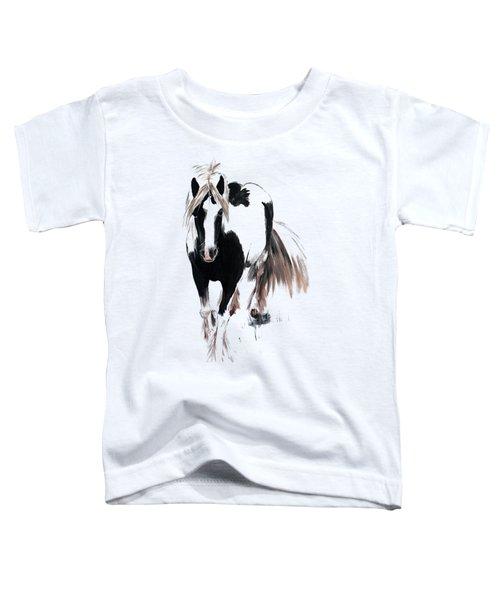 Gypsy Vanner Toddler T-Shirt