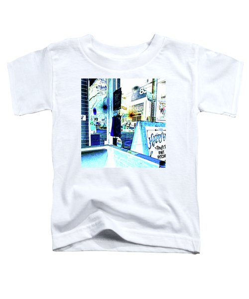 Haight Street San Francisco From 1428 Toddler T-Shirt