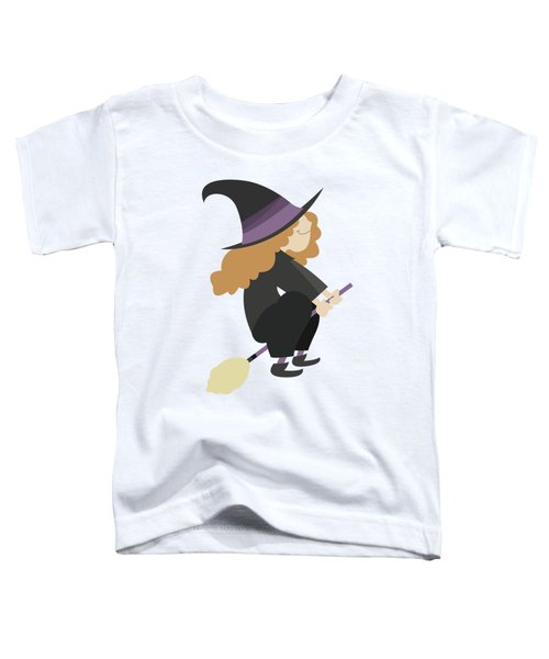 Halloween Cartoon 04 Toddler T-Shirt