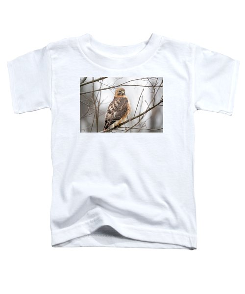 Hals Nicitating Membrane Toddler T-Shirt