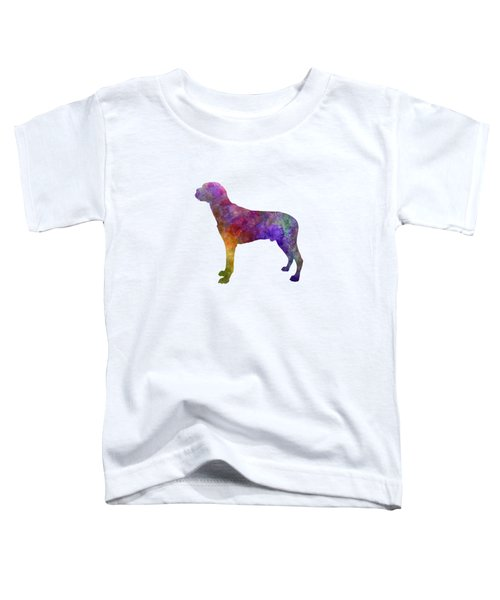 Hamiltonstovare In Watercolor Toddler T-Shirt