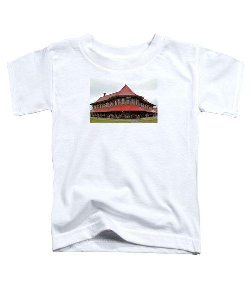 Hamlet Train Station Toddler T-Shirt