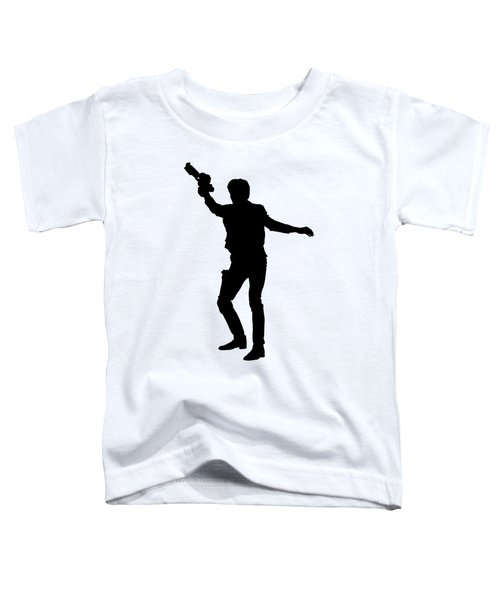 Han Solo Star Wars Tee Toddler T-Shirt