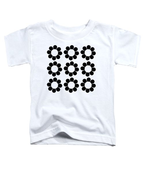 Happy Flower Group  Toddler T-Shirt